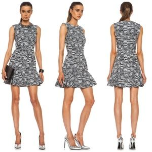 Diane Von Furstenberg Jaelyn Poly Blend Dress | 8